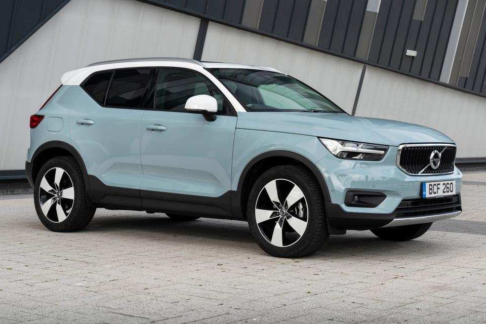 59 All New Volvo Hybrid Cars 2020 New Concept
