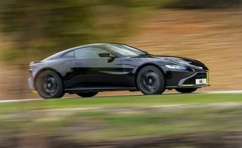 59 Best 2019 Aston Martin Vantage Review Concept