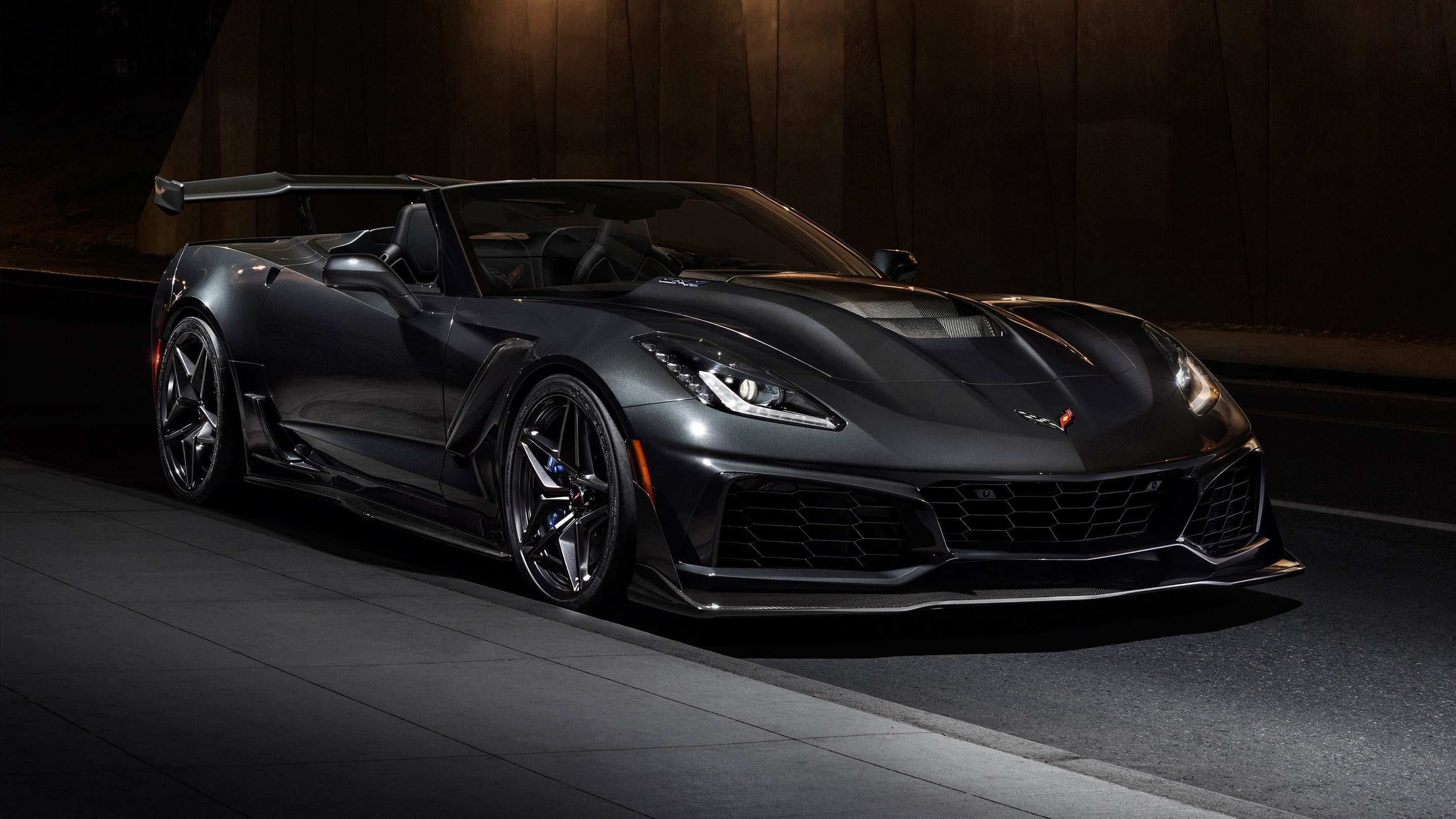 59 Best 2019 Chevrolet Corvette Zr1 Redesign And Review