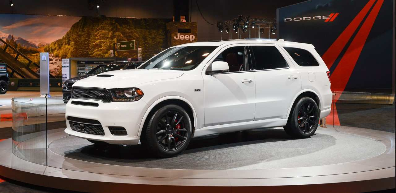 59 Best 2019 Dodge Durango Srt Release Date Pricing