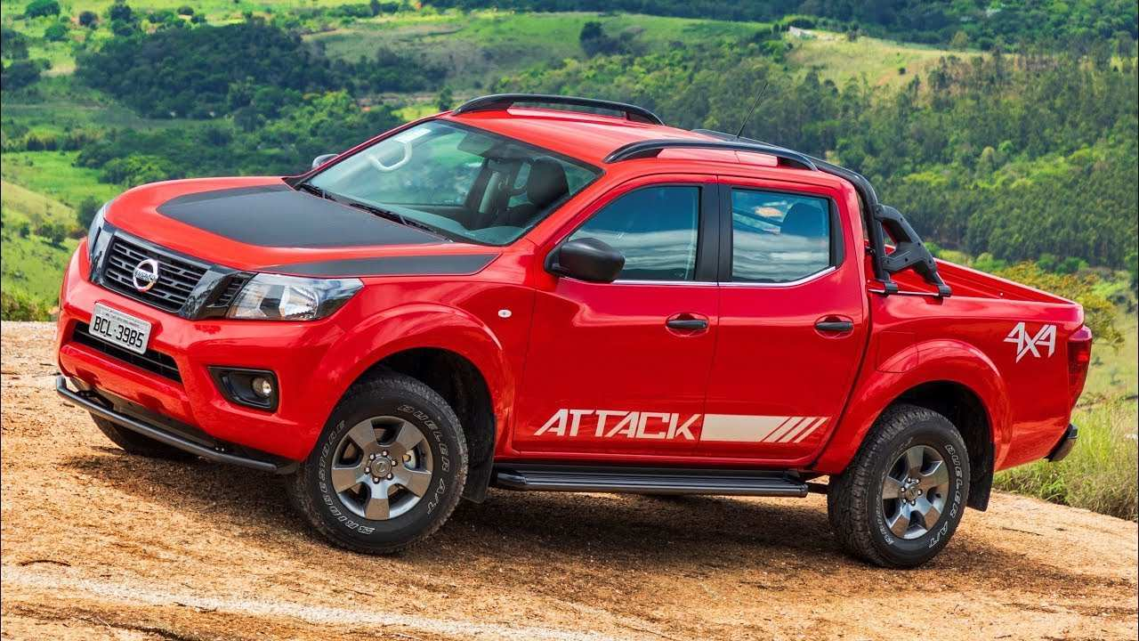 59 Best 2019 Nissan Frontier Attack Release Date And Concept