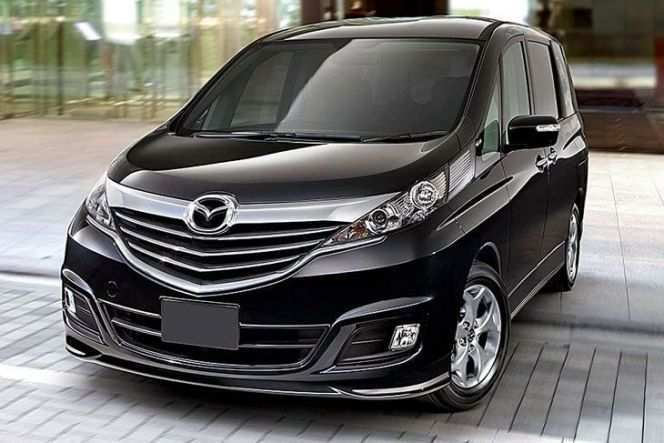 59 Best Mazda Minivan 2020 Spy Shoot