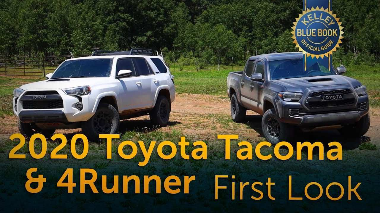 59 Best Toyota Tacoma 2020 Redesign