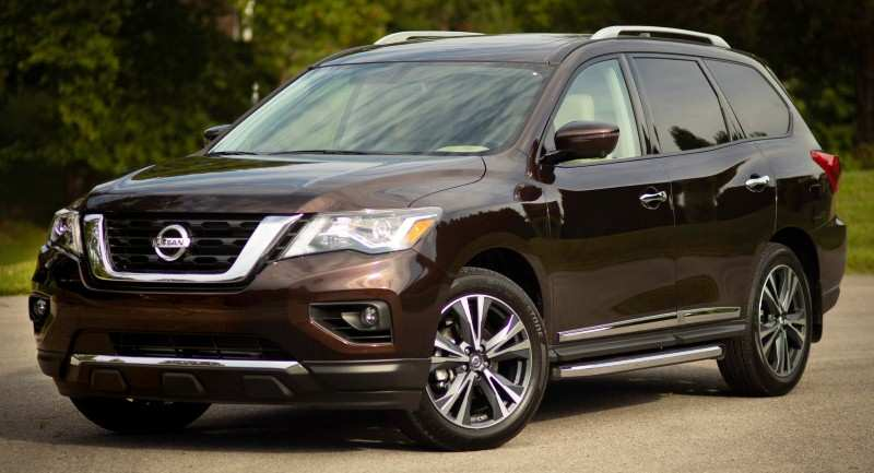 59 New 2019 Nissan Pathfinder Spy Shots Ratings