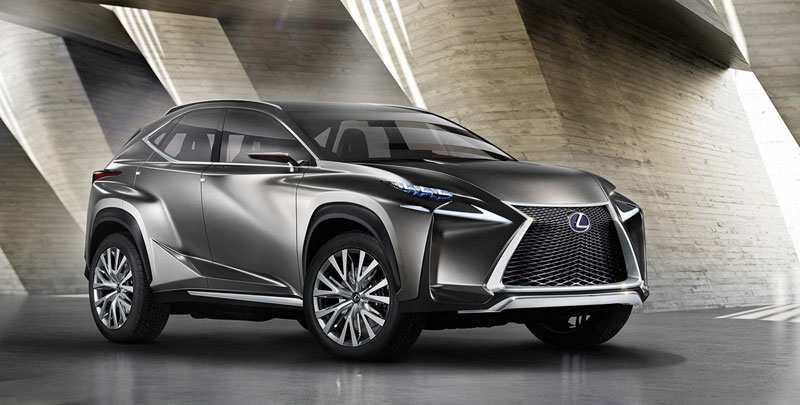 59 New Lexus Nx 2020 Release Date And Concept