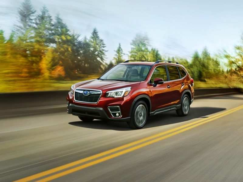 59 New Subaru Forester 2020 Colors History