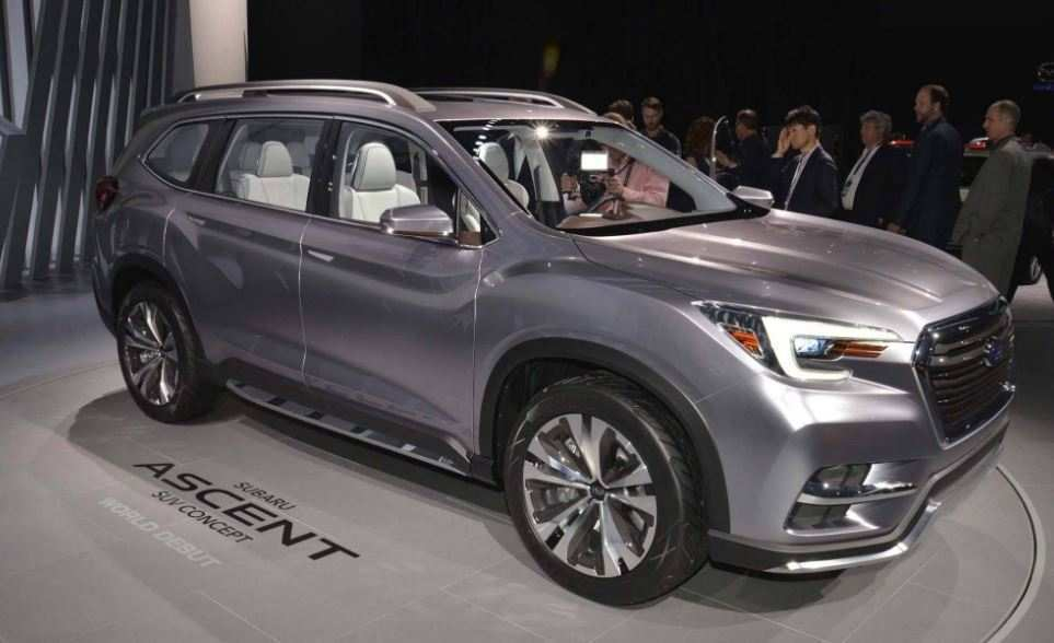 59 New Subaru Outback 2020 Release Date Redesign And Concept