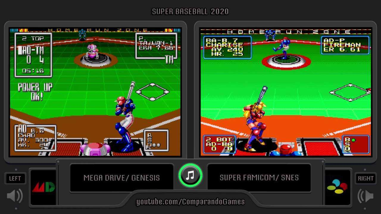 59 New Super Baseball 2020 Sega Genesis Model