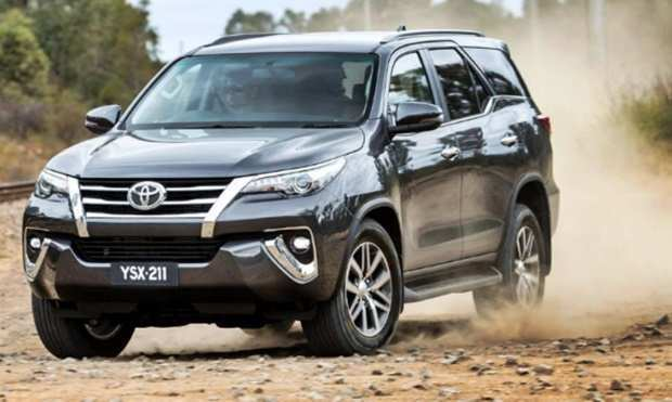 59 New Toyota Fortuner 2020 Exterior
