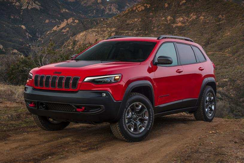 59 The 2019 Jeep Trailhawk Towing Capacity Exterior