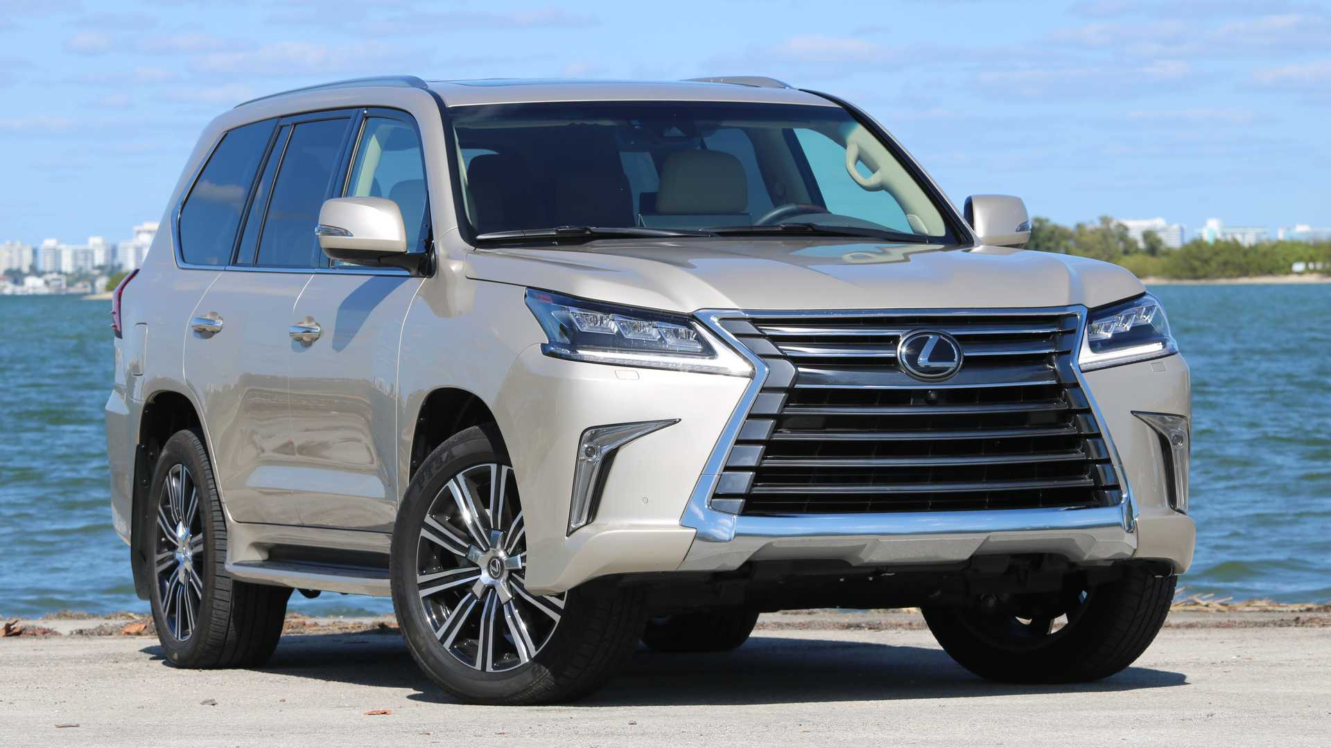 59 The 2019 Lexus Lx Model