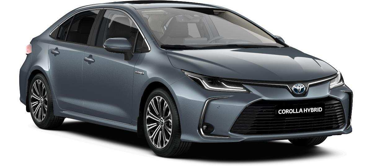 59 The 2019 New Toyota Corolla Ratings