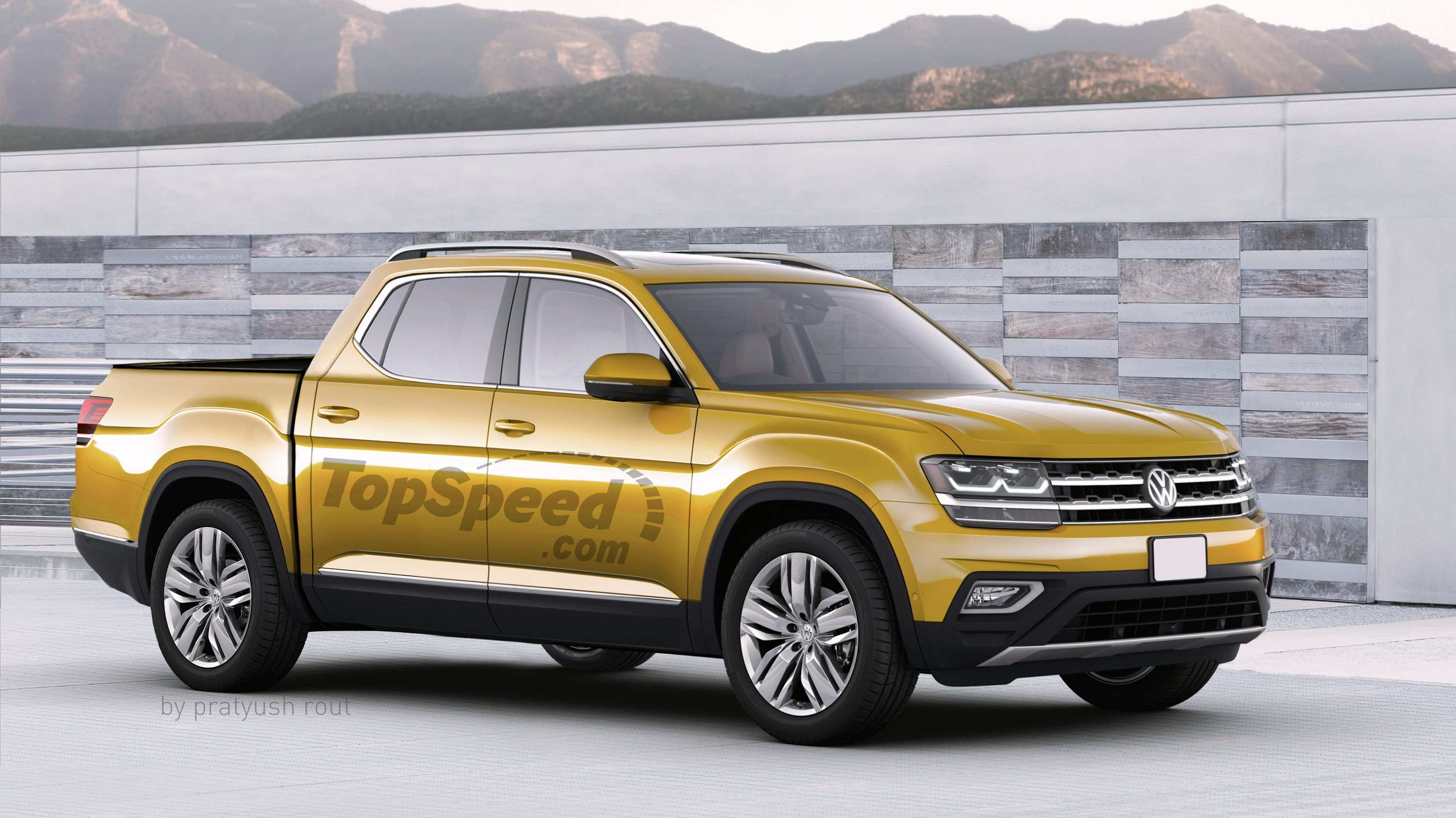 59 The 2019 Volkswagen Pickup Truck Configurations