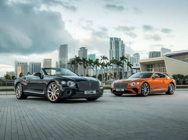 59 The Best 2019 Bentley Continental Gt V8 Specs And Review
