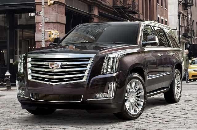 59 The Best 2019 Cadillac Escalade Redesign Release Date And Concept