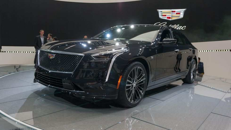 59 The Best 2019 Cadillac Twin Turbo V8 Price Design And Review