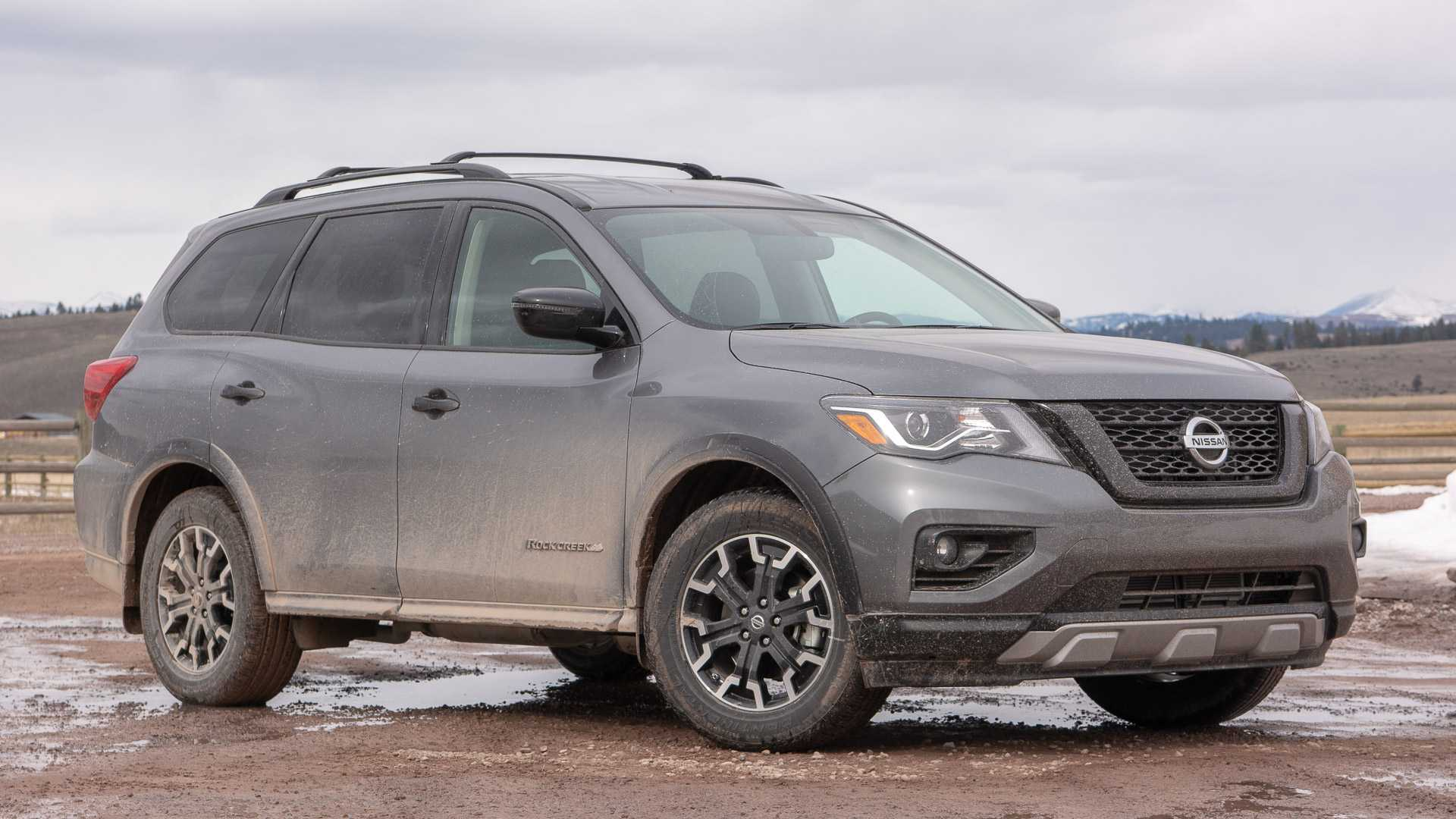 59 The Best 2019 Nissan Pathfinder Spy Shots Prices