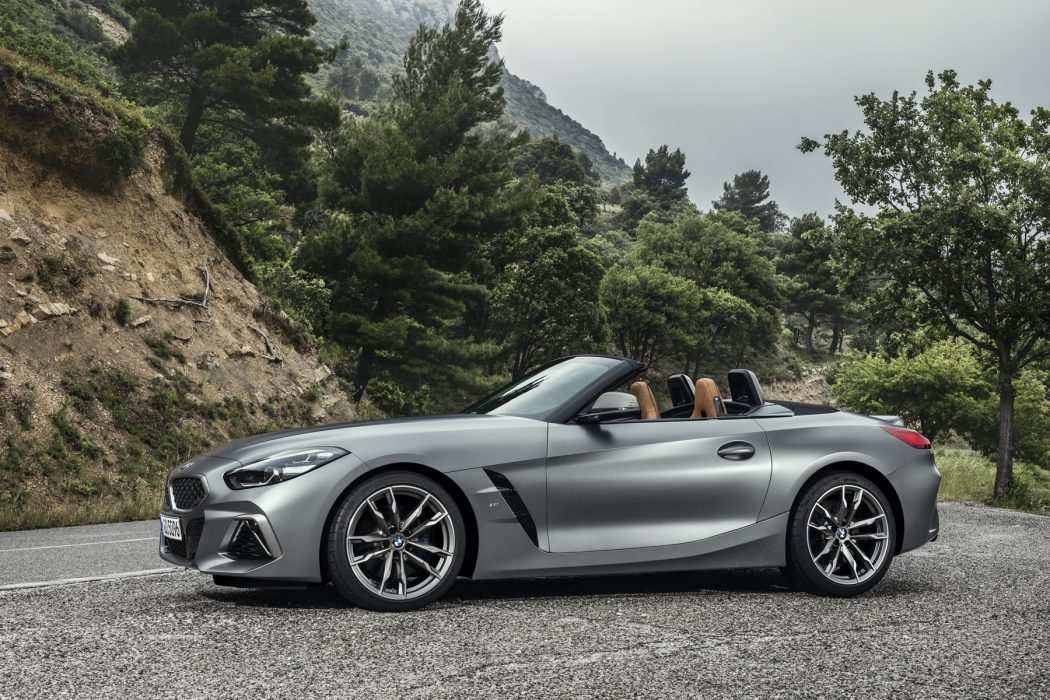 59 The Best Bmw Z4 2020 Specs New Concept