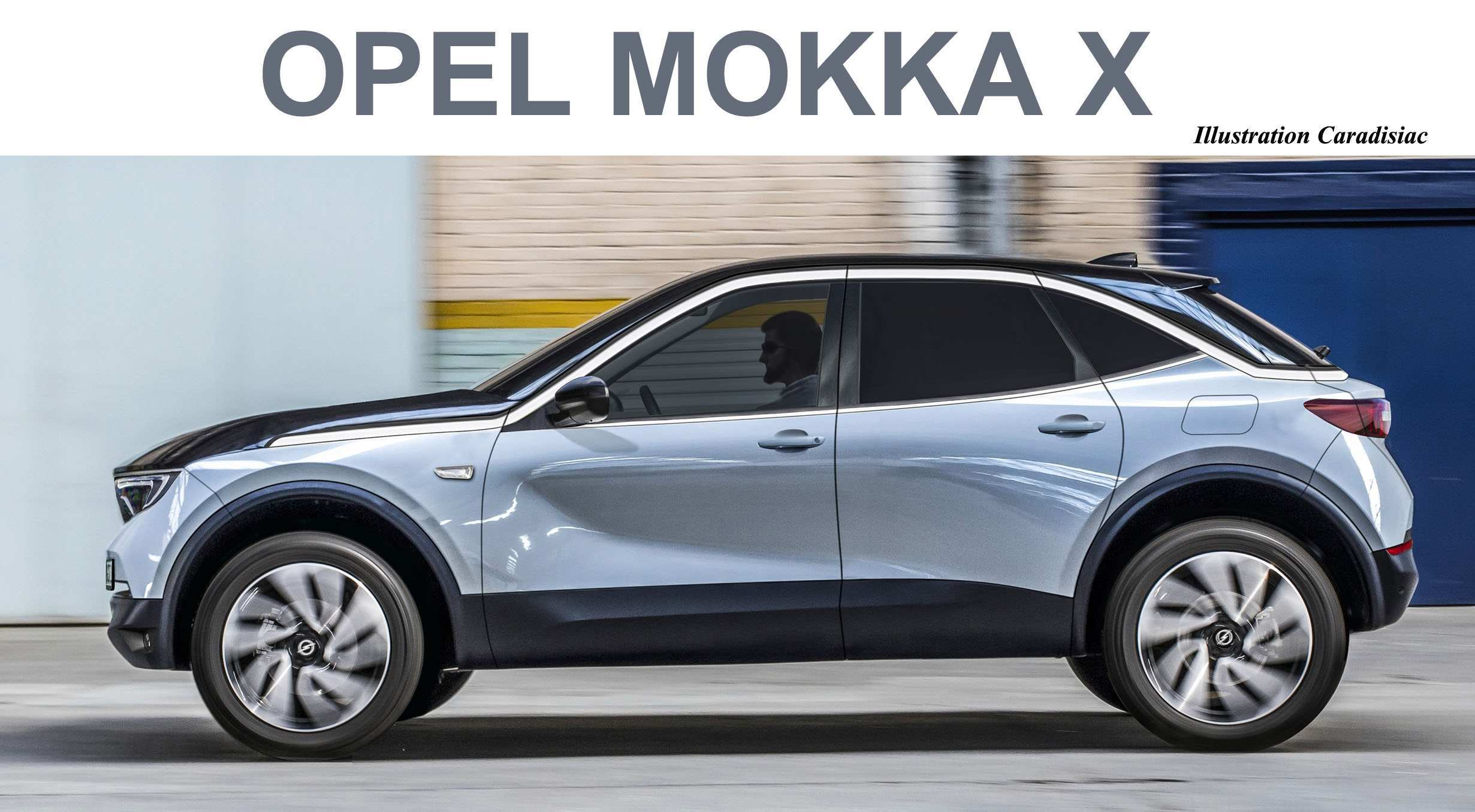 59 The Best Der Neue Opel Mokka X 2020 Style