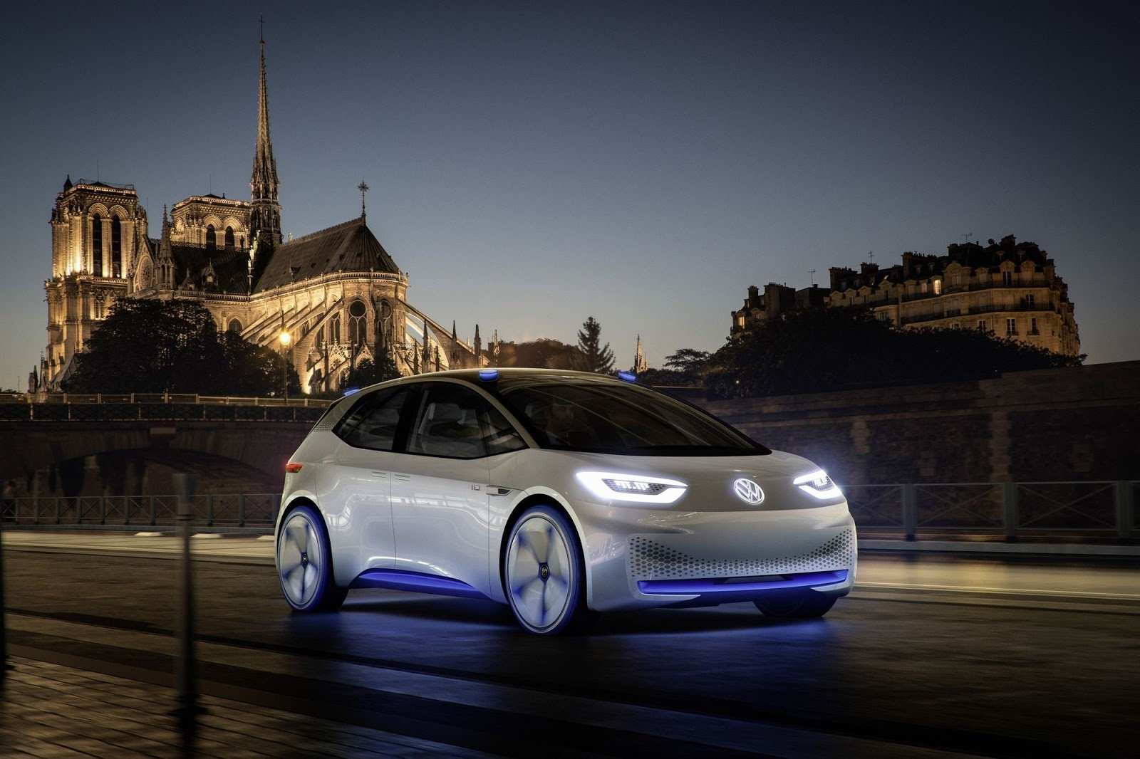 59 The Best Volkswagen Id 2019 Concept And Review