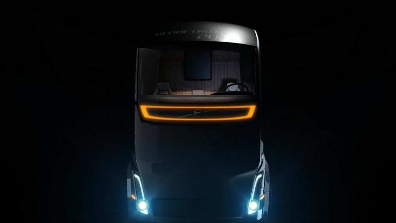 59 The Best Volvo Truck Concept 2020 Model