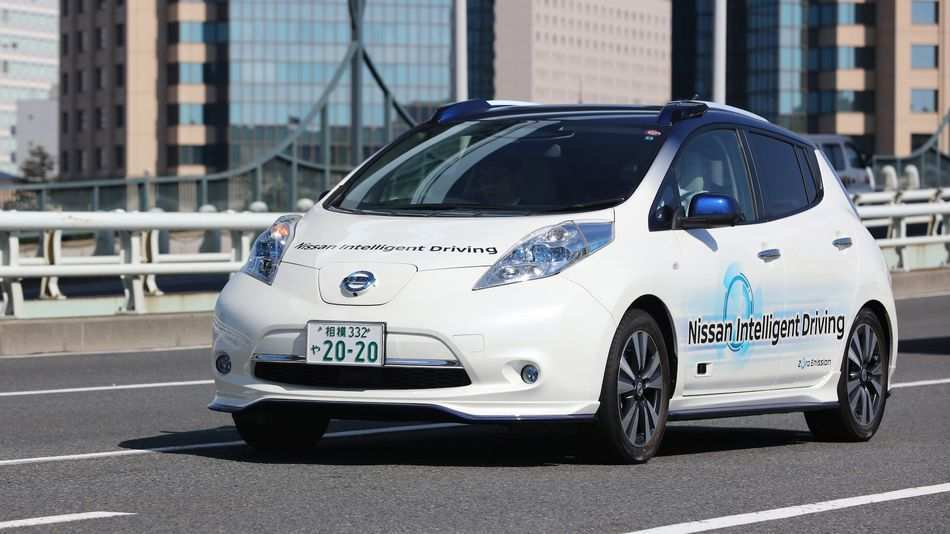 59 The Nissan Driverless Car 2020 Price Design And Review