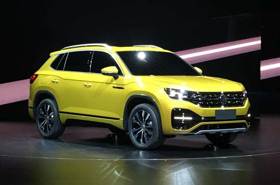 59 The Volkswagen Suv 2020 Redesign And Review