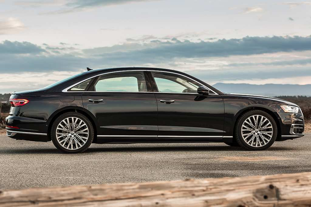 60 A 2019 Audi A8 Features Research New