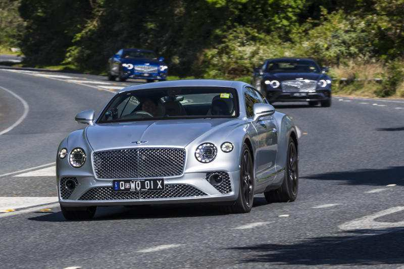 60 A 2019 Bentley Gt Research New