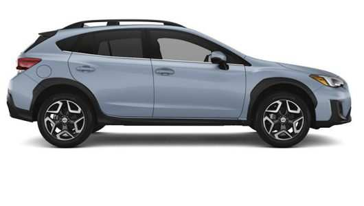 60 A 2019 Subaru Crosstrek Colors History