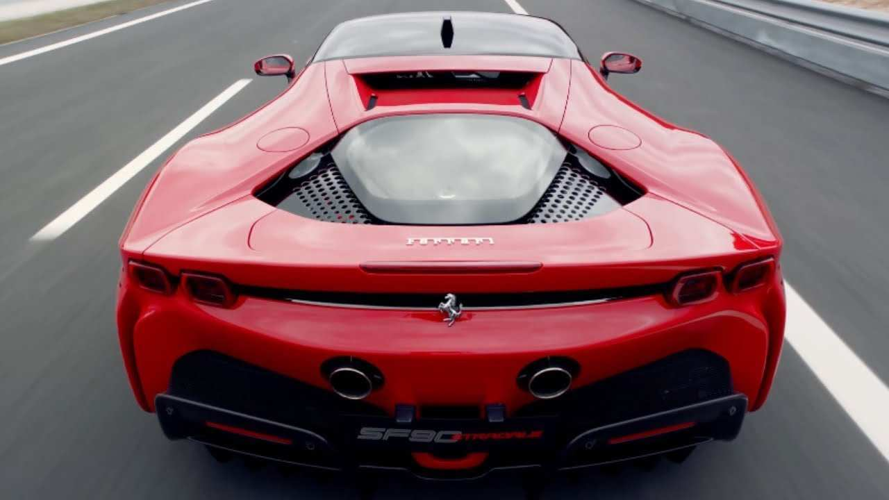 60 A Ferrari 2020 Supercar Release Date And Concept