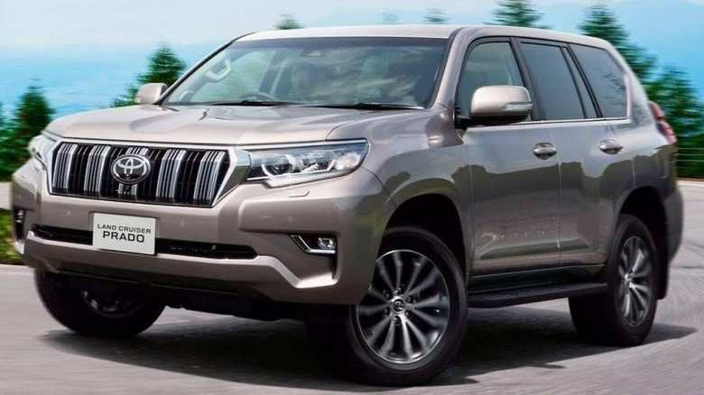60 A Toyota New Land Cruiser 2020 Spesification