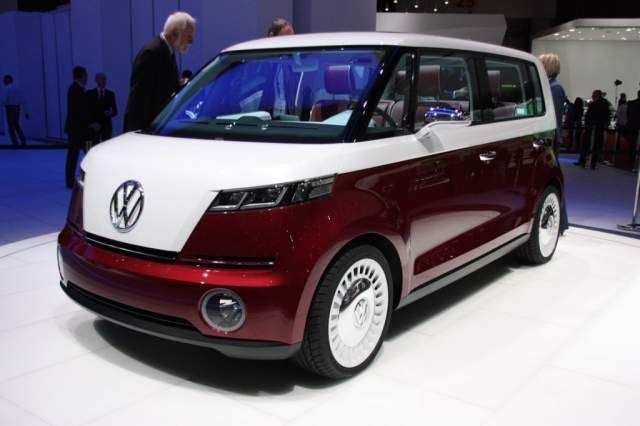 60 A Volkswagen Westfalia 2020 Model