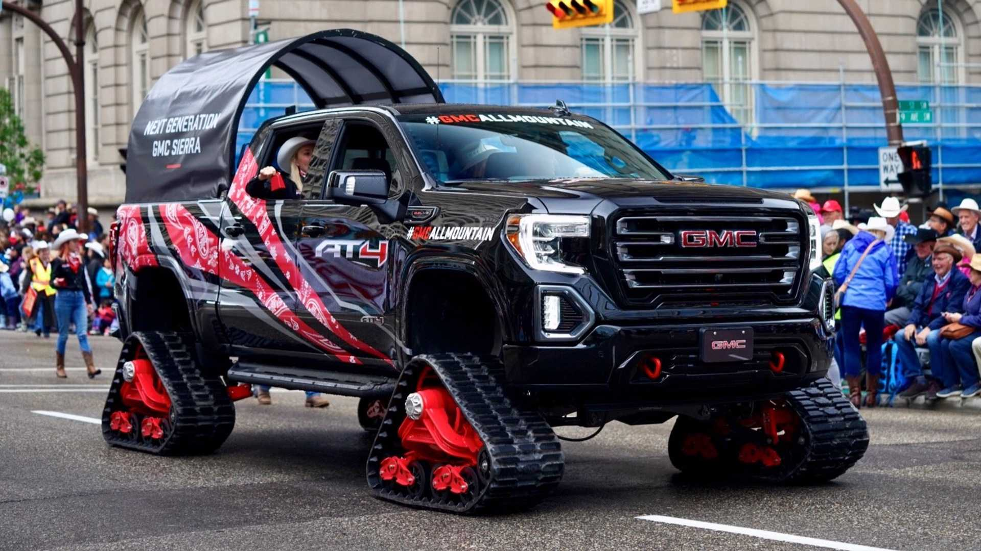 60 All New 2019 Gmc Concept Redesign And Review