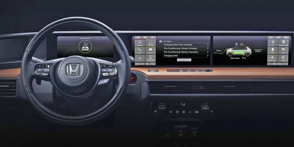 60 All New 2019 Honda Electric Car Concept And Review