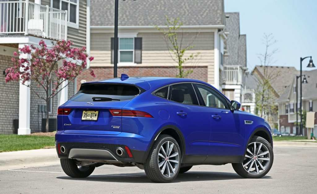 60 All New 2019 Jaguar E Pace Price Release