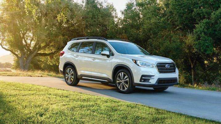 60 All New 2019 Subaru Ascent Price Redesign And Review