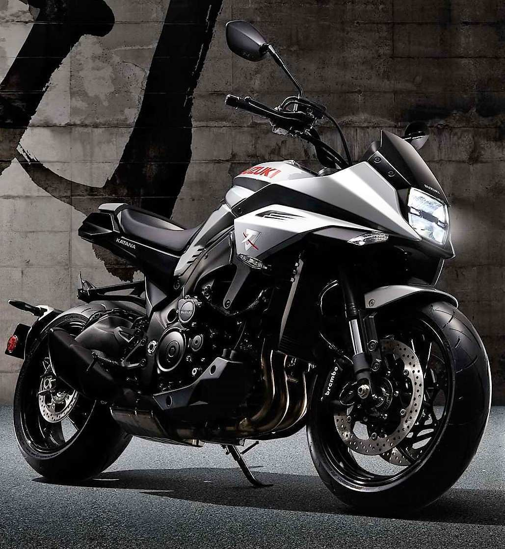 60 All New 2019 Suzuki Katana Rumors