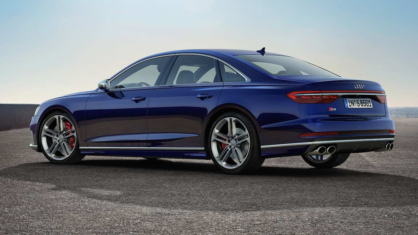 60 All New 2020 Audi S8 Plus Model