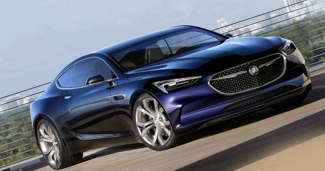 60 All New 2020 Buick Firebird Redesign And Concept
