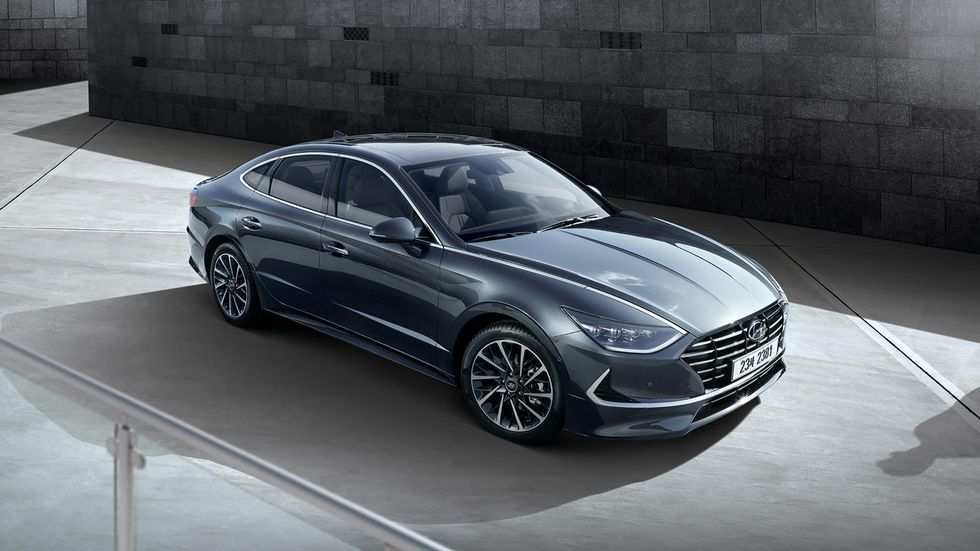 60 All New 2020 Hyundai Sonata Engine Options Price