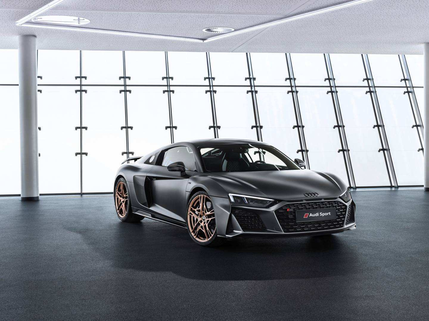60 All New Audi R8 2020 Black Pricing