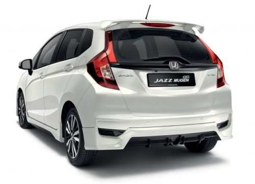 60 All New Honda Jazz 2019 Model Configurations