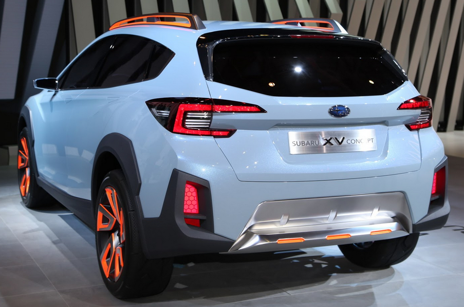 60 All New Subaru Xv 2020 Release Date And Concept