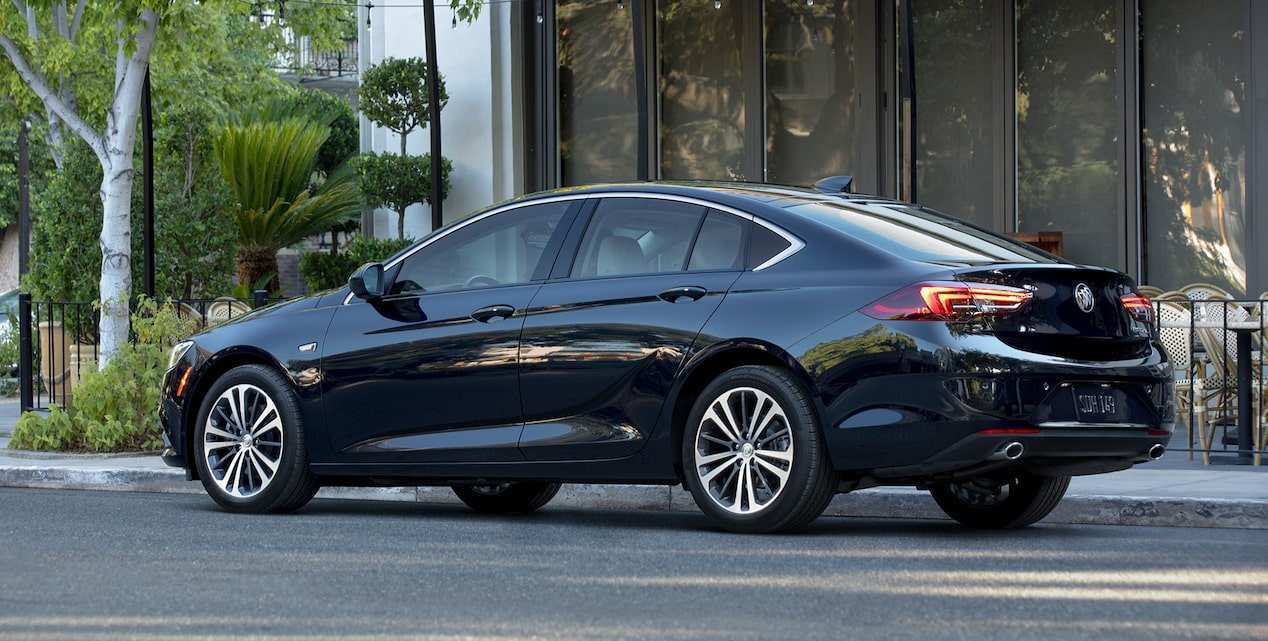 60 Best 2019 Buick Sportback Picture
