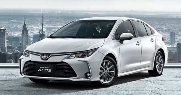 60 Best Toyota Altis 2020 Thailand Release Date And Concept