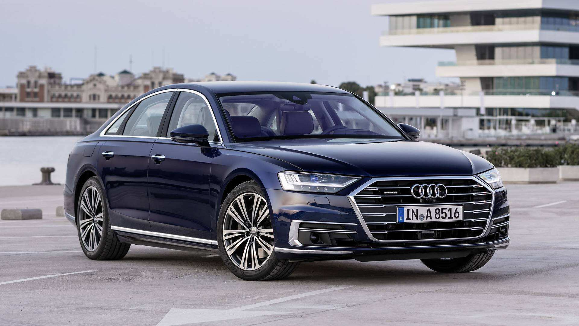 60 New 2019 Audi A8 Features Exterior