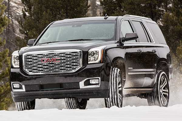 60 New 2019 Gmc Yukon Redesign And Review