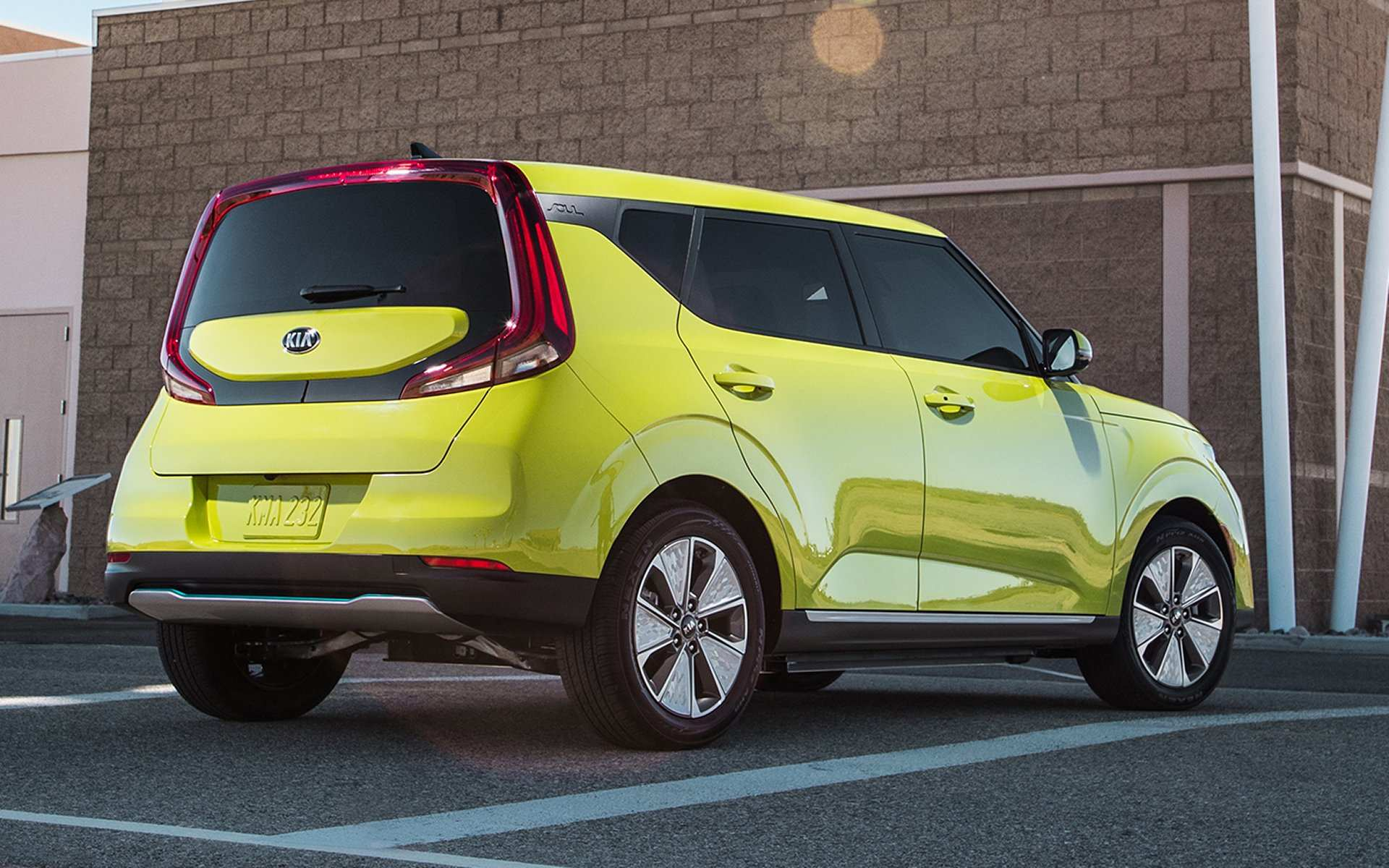 60 New 2020 Kia Soul Ev Availability Specs