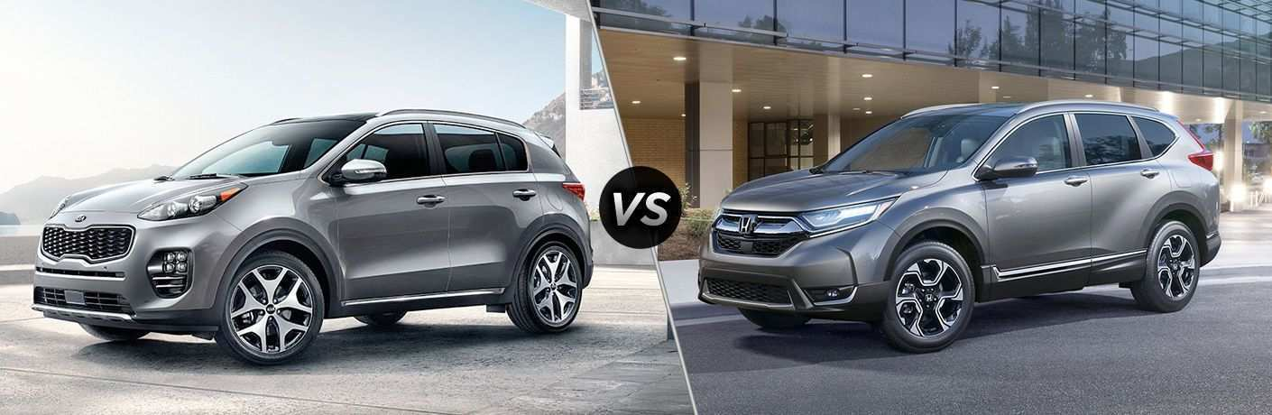 60 New 2020 Kia Soul Vs Honda Hrv New Review